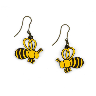 MATERIA RICA / Earrings Bee