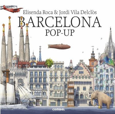 Barcelona pop-up