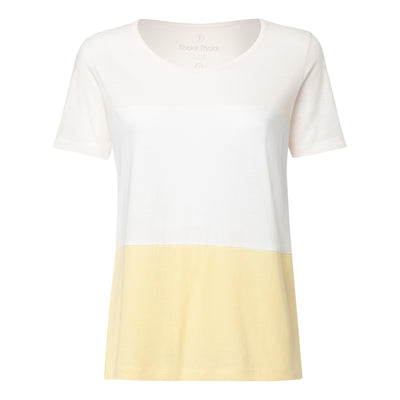 Blockstripes TT64 T-Shirt GOTS & Fairtrade