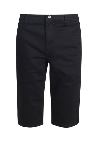 MONKEEGENES / Chino bermudas / Black