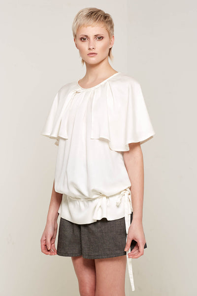 BO CARTER / Christabel Top / White
