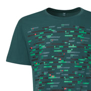 Codec T-Shirt / deep teal