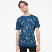 Codec T-Shirt / peacock