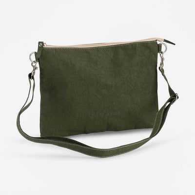 COLIBRIES / Handbag Ebony / Green
