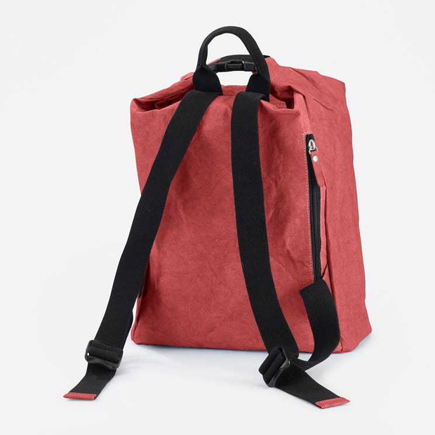 Backpack Swamp M / Maroon Red