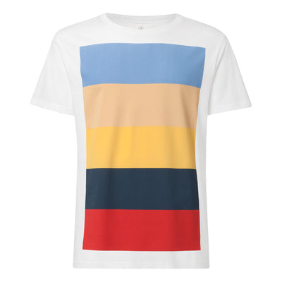 Colorboard T-Shirt / white