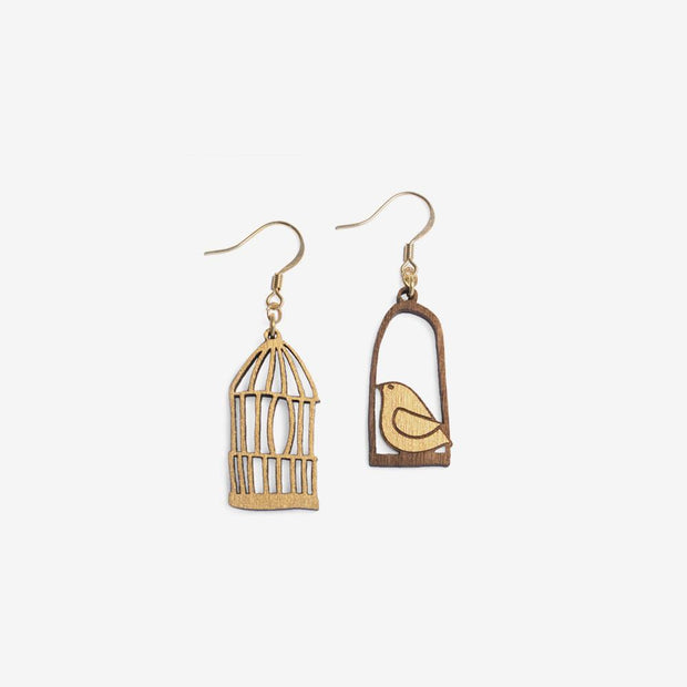 Earrings Freedom at Dawn