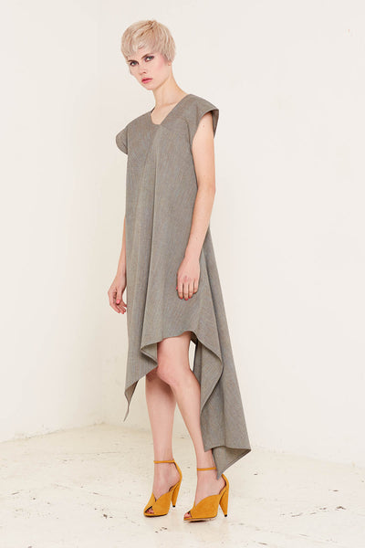 BO CARTER / Heather Dress / Lichen