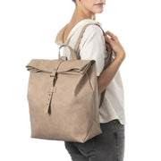 Ethicool Series Penelope Backpack / Sabbia
