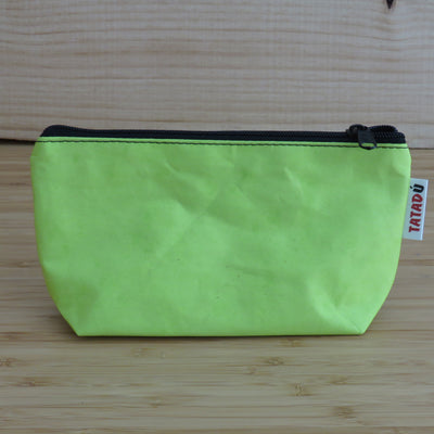 Toilet Bag or Pencil Case / Green