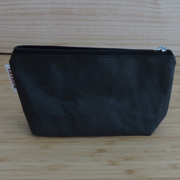 Toilet Bag or Pencil Case / Black