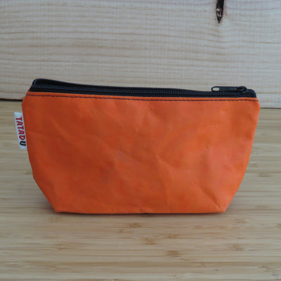TATADU / Toilet Bag or Pencil Case / Orange