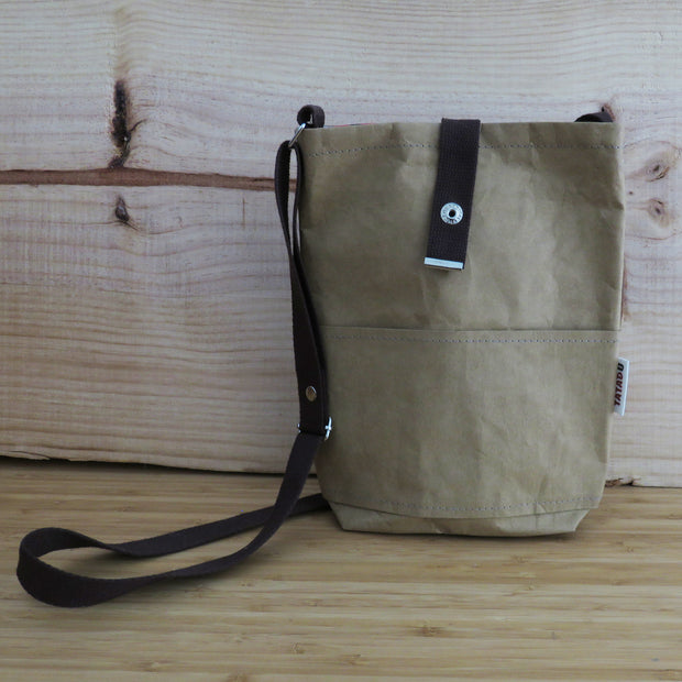 Shoulder Bag California / Kraft