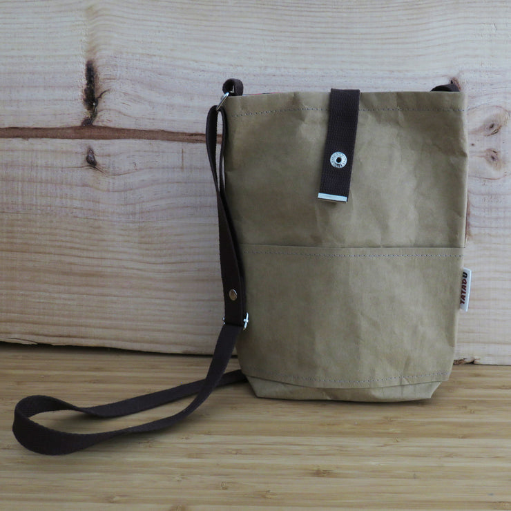 TATADU / Shoulder Bag California / Kraft