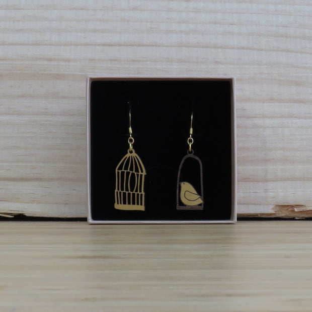 MATERIA RICA / Earrings Freedom at Dawn
