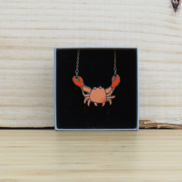 MATERIA RICA / Necklace Mr. Crab
