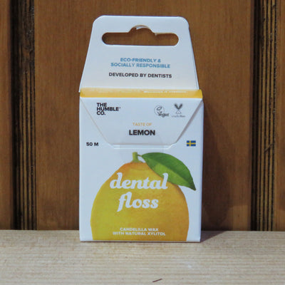 Dental Floss Lemon