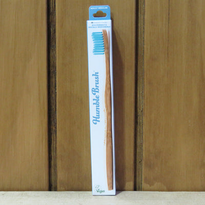 THE HUMBLE CO / Humble Brush Adult / Blue Medium