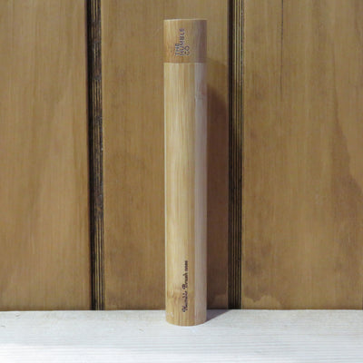 Toothbrush Case Bamboo