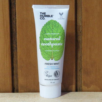 THE HUMBLE CO / Natural Toothpaste / Fresh Mint