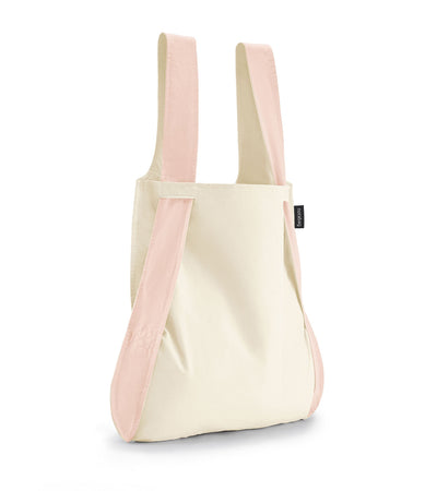 Bag/Backpack Original (raw & pink)