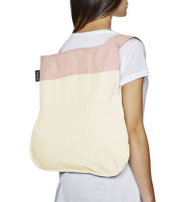NOTABAG / Bag/Backpack Original / Raw & Pink