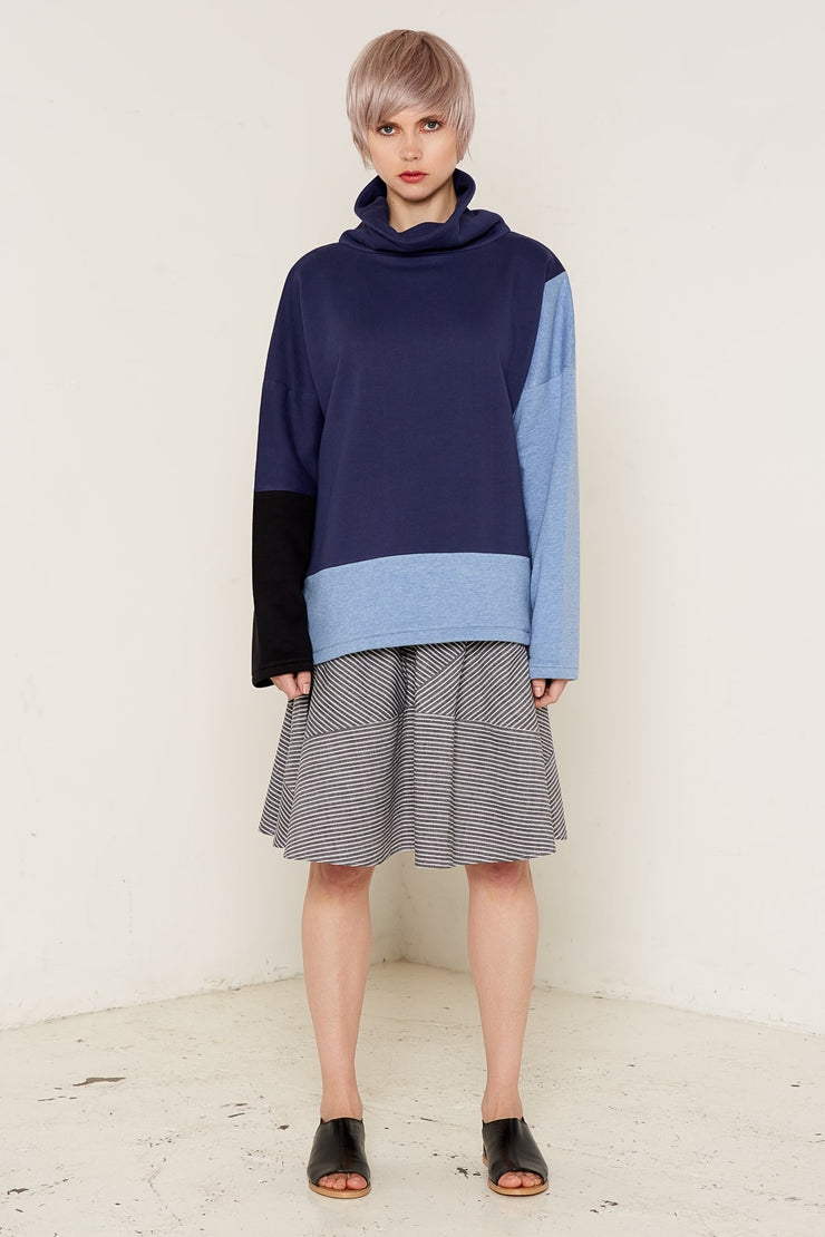 BO CARTER / Neptune Jumper / Blue
