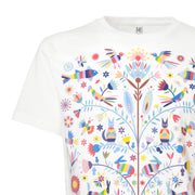 Otomi T-Shirt / white