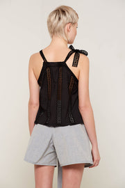 BO CARTER / Rafaela Top / Black