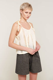Rafaela Top (Cream)