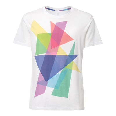 Shaded T-Shirt / white