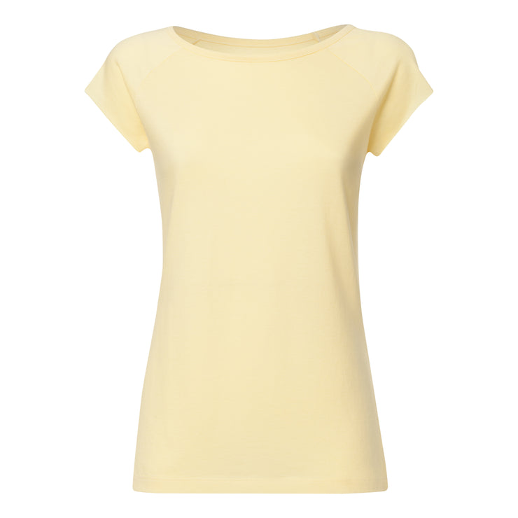 TT01 Cap Sleeve 2.0 Vanilla GOTS & Fairtrade