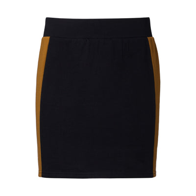 TT1033 Mini Skirt Black GOTS & Fairtrade