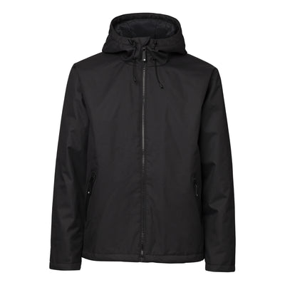 Light Kapok Jacket / Black / PETA-Approved Vegan