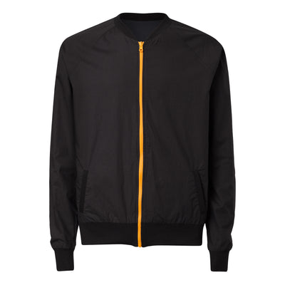 THOKKTHOKK / TT42 Reversible Jacket Man / Lines Graphite | Black