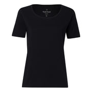 TT64 T-Shirt Black GOTS & Fairtrade