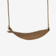 MATERIA RICA / Necklace Whale