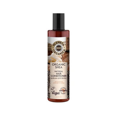 PLANETA ORGANICA / Organic Shea Hair Conditioner / Precious Nourishment & Shine