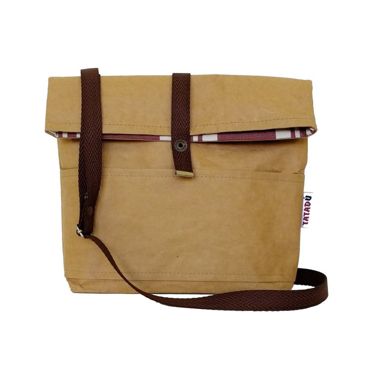 Shoulder Bag Boston / Kraft