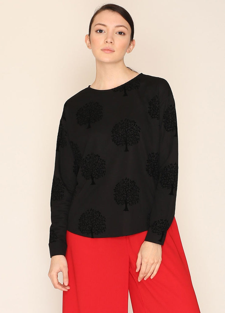 PEPALOVES / Top Vivien / Black