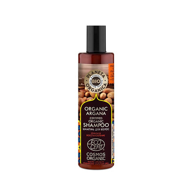 PLANETA ORGANICA / Shampoo Organic Argan / Perfect Care & Hydration