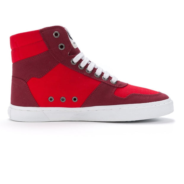 ETHLETIC / Fair Sneaker Hiro II / Cranberry Red