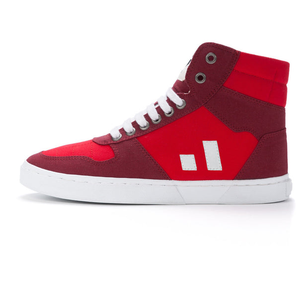 Fair Sneaker Hiro II Cranberry Red