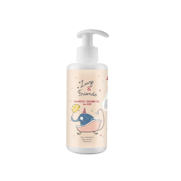 ZUZE & FRIENDS / Shower Gel & Shampoo For Kids