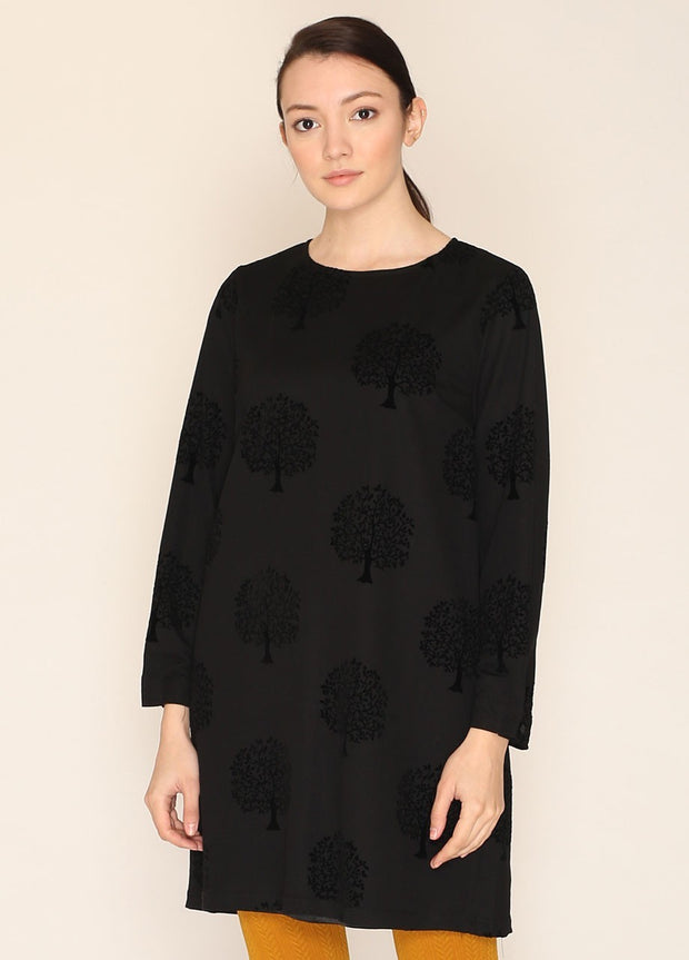 Dress Hepburn / Black