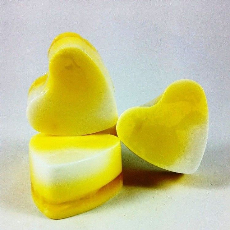 Heart-Shaped Soap Banana