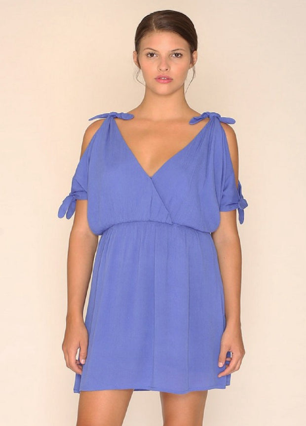 PEPALOVES / Dress Jenna / Blue