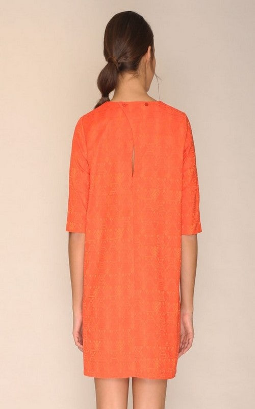 PEPALOVES / Dress Alberta / Rust