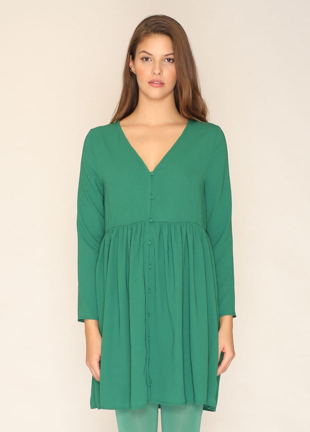 PEPALOVES / Dress Coco / Green