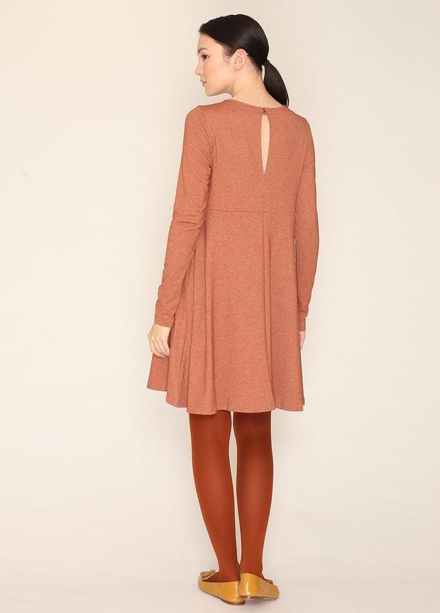 Dress Hari / Brown